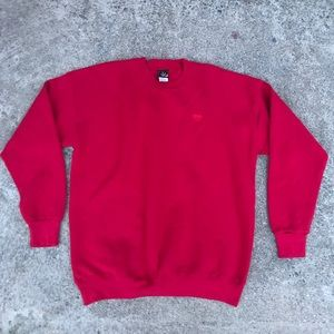Other - Vintage Men's USA Olympic Red Crew Neck Sweater